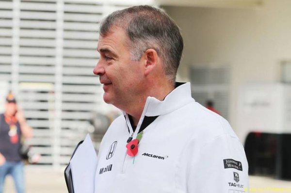 Менеджер команды McLaren перейдет в Williams
