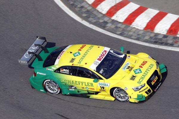 Audi в DTM создала три команды по два гонщика в каждой