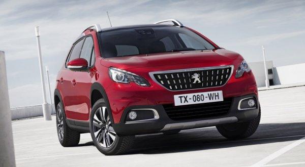 Кроссовер Peugeot 2008 иранской сборки доберется до Европы в марте