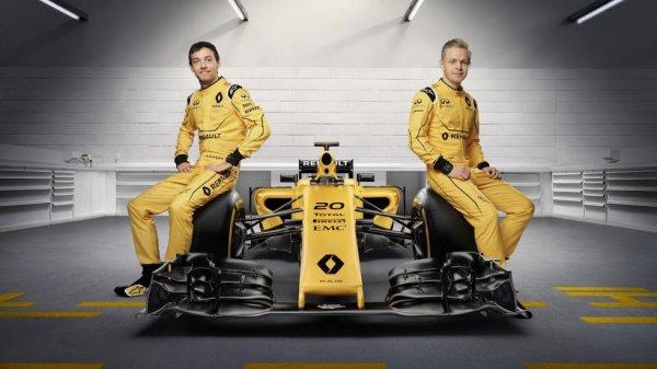 Шасси нового болида Renault прошло краш-тесты FIA