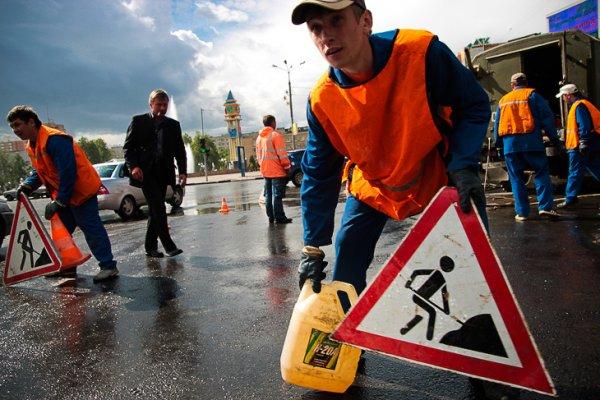 Закон о штрафах за плохие дороги был принят во втором чтении