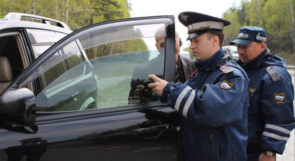 На Ставрополье за три дня с тонировкой расстались более 280 водителей