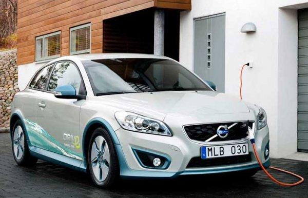 Первый электромобиль Volvo появится через два года