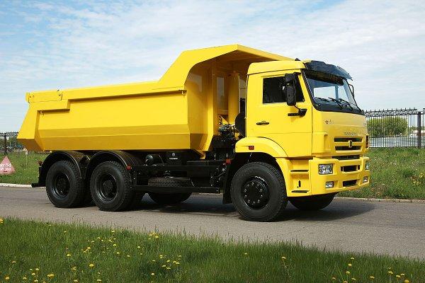 В России рынок грузовых автомобилей вырос на 25,5% в январе