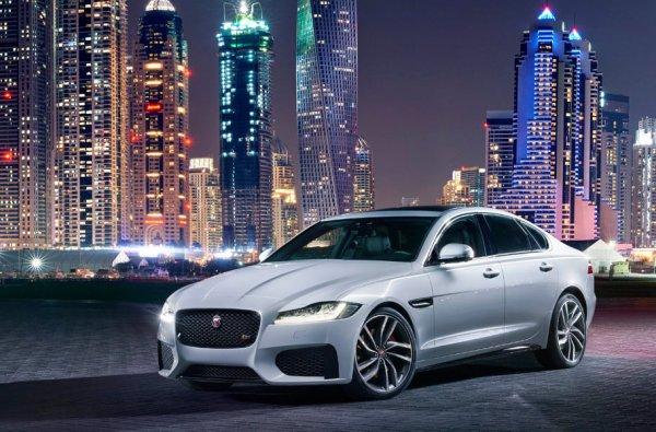 Jaguar отзывает более 1,6 тысячи седанов XF в России
