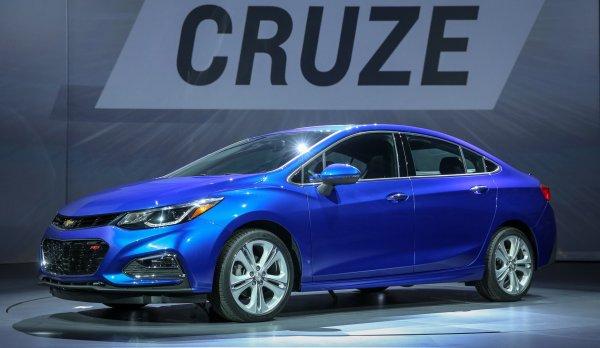 Новый Chevrolet Cruze получил экономичный дизельный двигатель
