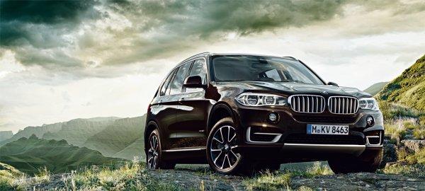 BMW объявляет отзыв из-за подушек безопасности Takata в Китае