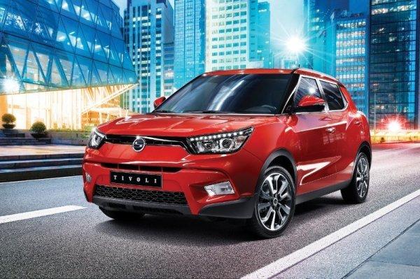 В Санкт-Петербурге стартовали онлайн-продажи автомобилей SsangYong
