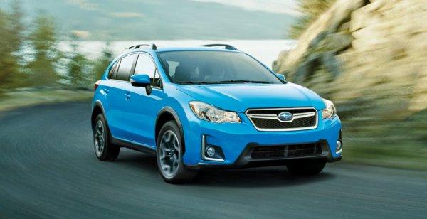 Subaru начнёт продажи спецверсии кроссовера XV в России