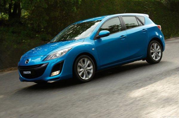 Mazda отзовет почти 174 000 автомобилей из-за неисправных сидений