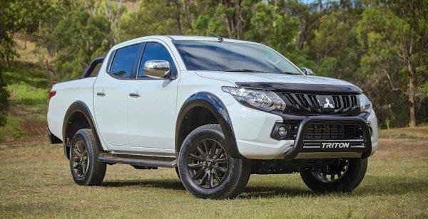 В Австралии стартуют продажи Mitsubishi Triton GLS Sports Edition