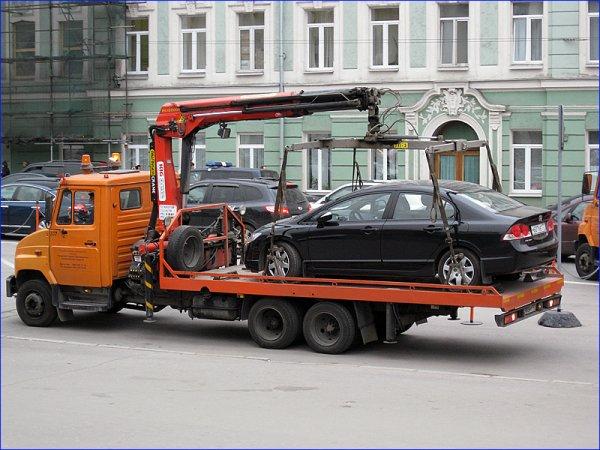 В Уфе повысят тарифы на эвакуацию машин