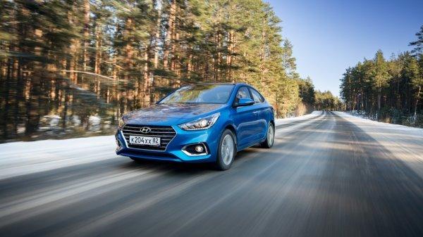 Опубликованы предварительные цены на Hyundai Solaris нового поколения