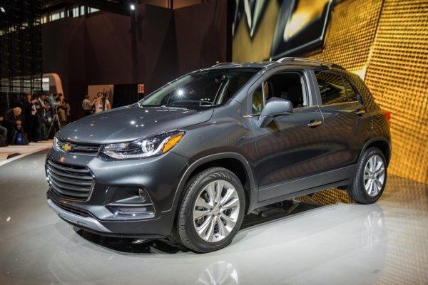 Обозреватели оценили обновленный Chevrolet Trax