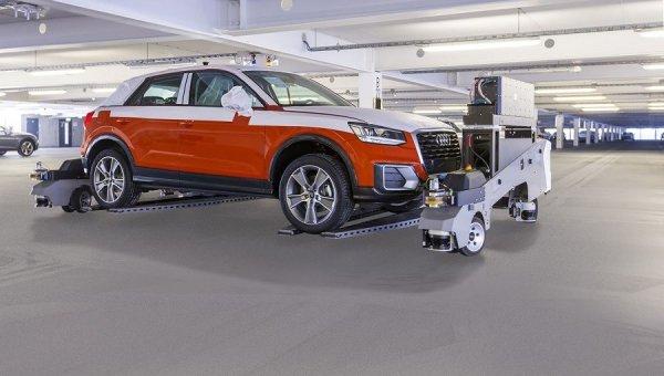 Audi завоевала престижную премию VDA Logistics Award