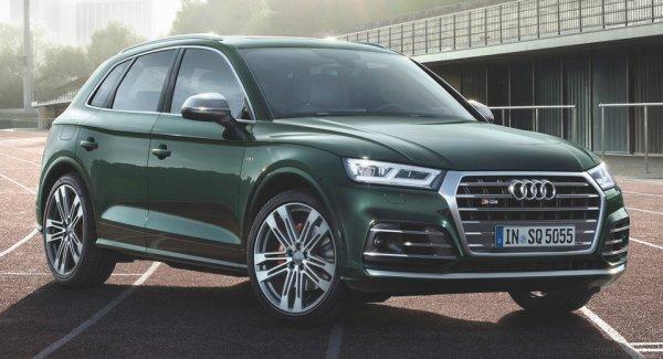 Audi SQ5 появится в продаже в Великобритании