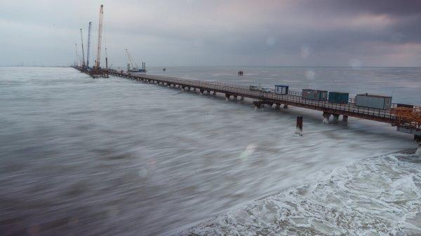 Подписан госконтракт на обеспечение транспортной безопасности Крымского моста