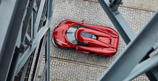 Koenigsegg Regera появится в Австралии к 2018 году