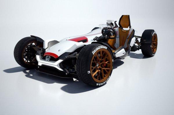 Компания Honda начнет серийный выпуск спортивной модели Project 2&4