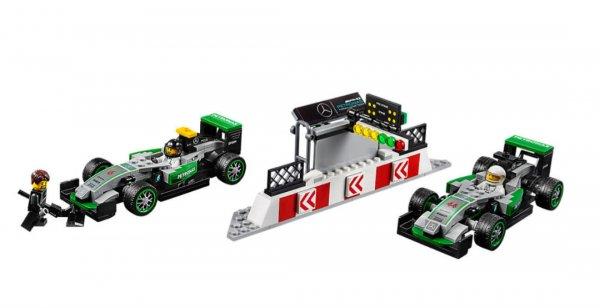 Lego выпустили конструктор  Mercedes-AMG F1 Team