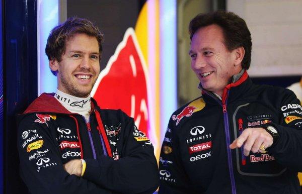 Хорнер: Если Renault сделают хороший двигатель, то Red Bull поборется с Mercedes