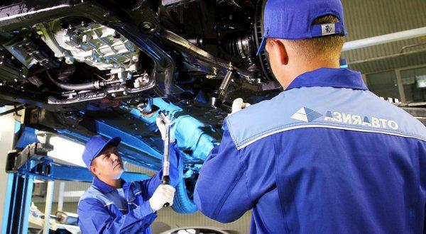 Автопром Казахстана в январе 2017 года показал рост