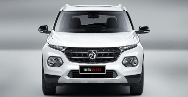 В Китае стартовали продажи Baojun 510 - конкурента Hyundai Creta