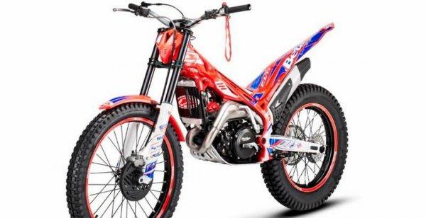 Выпущена новинка 2017 года мотоцикл Beta Evo Factory