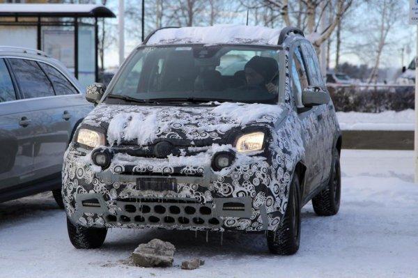 Fiat готовит к выпуску субокомпактный автомобиль Panda