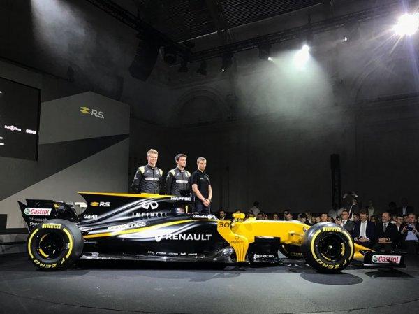 Сергей Сироткин будет третьим пилотом Renault в