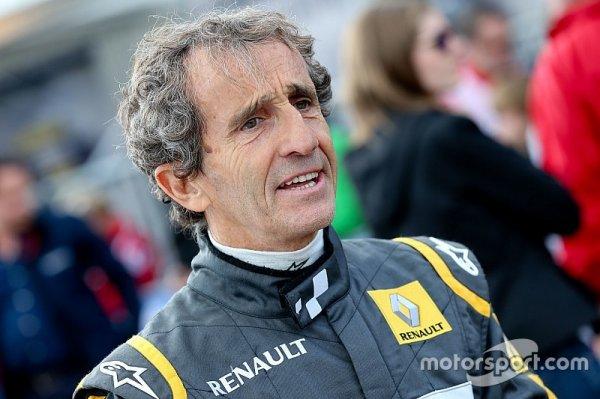 Ален Прост стал специальным советником Renault Sport F1