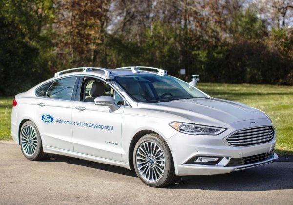 Автомобили Ford смогут угадывать настроение водителя
