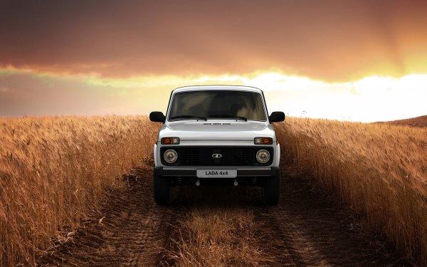 Завод «Азия Авто» начал поставки внедорожников LADA 4X4 в Китай