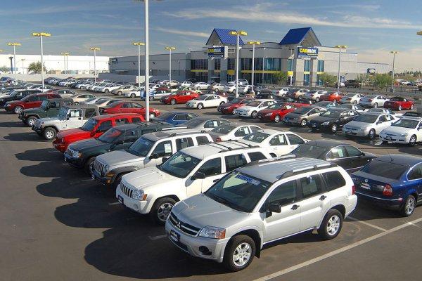 В Ставропольском крае спрос на новые авто упал на 3,4%