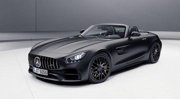 Mercedes-AMG готовит ещё три лимитированные серии спорткаров