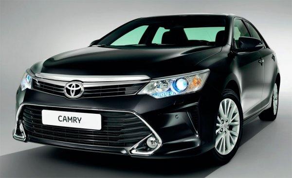 Toyota снизила цены на ряд моделей на авторынке России
