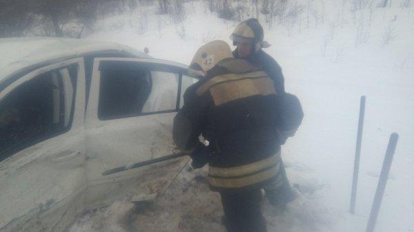 Один человек погиб и четыре пострадали в ДТП в Тверской области