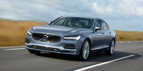 Гибридные Volvo Polestar появятся не раньше 2018 года