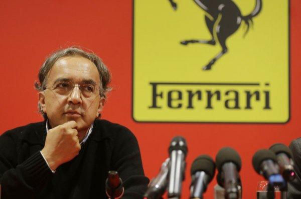 Серджио Маркионне считает Ferrari достаточно сильной командой