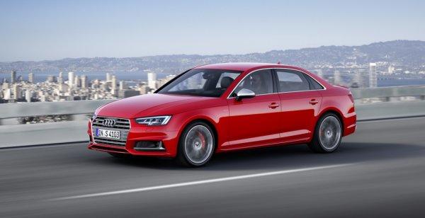 Озвучены цена на седан Audi S4 для Соединенных Штатов