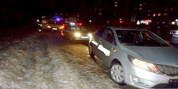 Два пешехода пострадали в ДТП на территории Курска