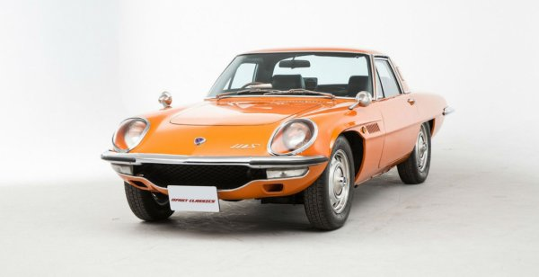 Купе Mazda Cosmo 1967 года выпуска продадут за 124 000 долларов