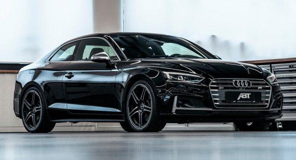 Новое поколение Audi S5 будет представлено в ближайшее время