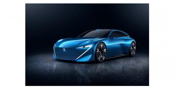 В сети рассекретили концепт Peugeot Instinct Concept