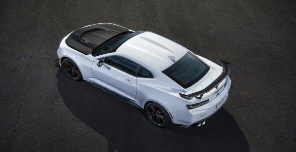 Chevrolet Camaro ZL1 получил опциональный пакет 1LE