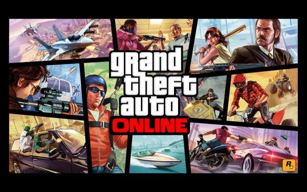 Игры ГТА онлайн