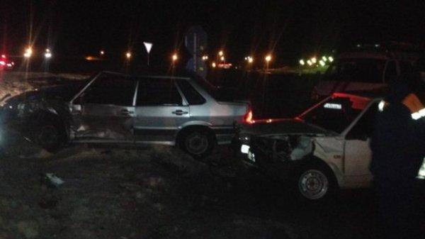 12-летний школьник пострадал в пьяном ДТП в Белгородской области