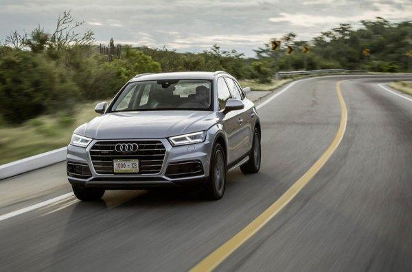 В Украине состоялся дебют нового Audi Q5
