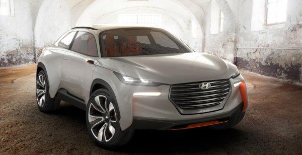 Официально представлен субкомпактный кроссовер Hyundai Kona