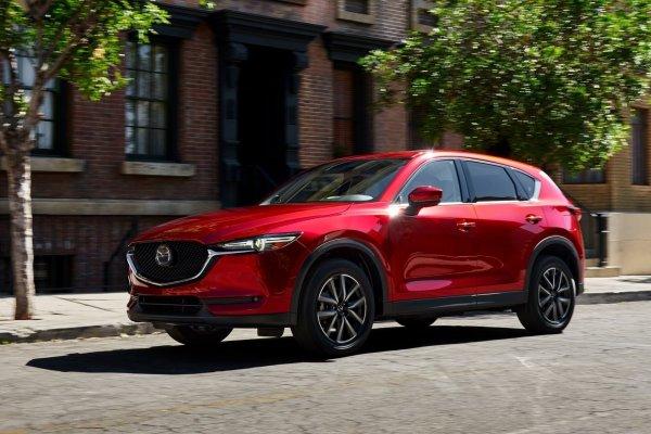 Mazda привезет в Женеву два кроссовера и городской хэтчбек
